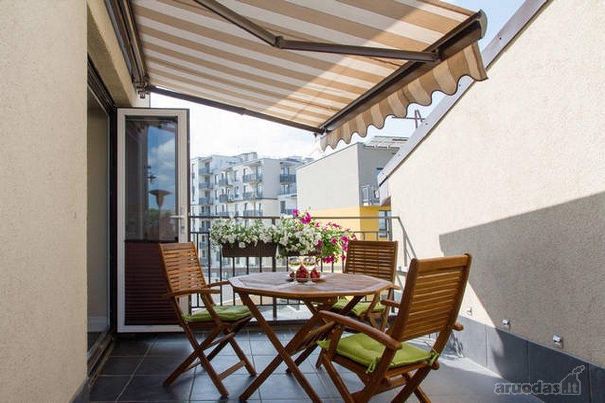 Vilnius, Naujamiestis, Mindaugo g., 3 kambarių butas