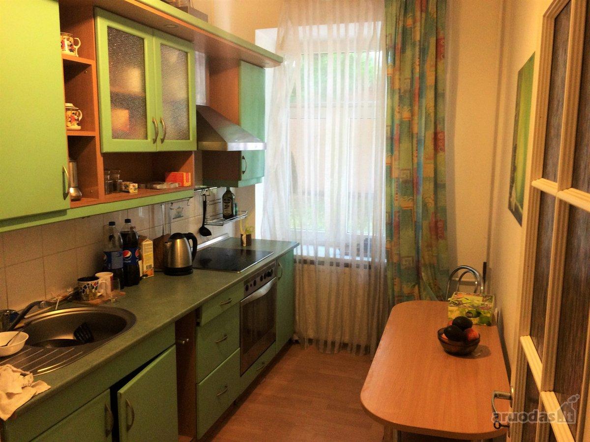 Kaunas, Centras, M. Daukšos g., 3 kambarių buto nuoma