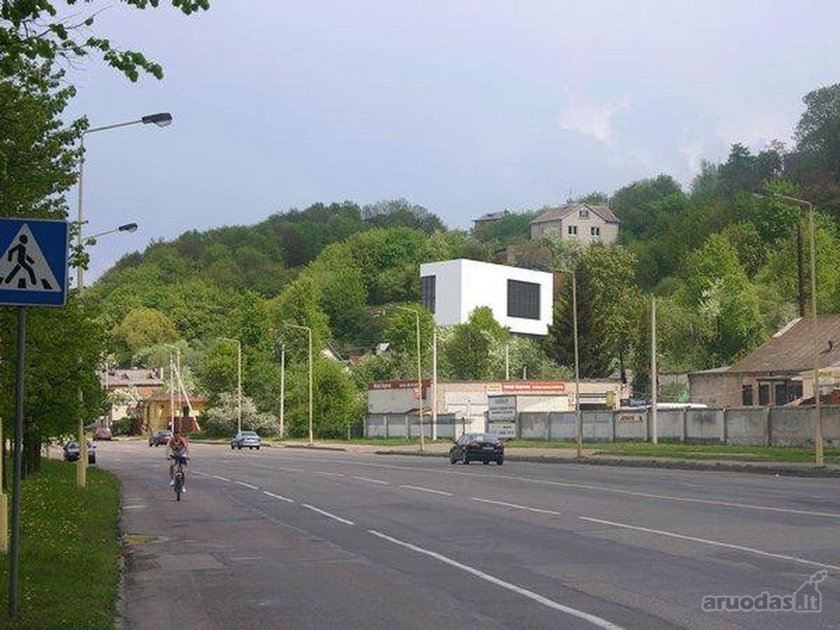 Kaunas, Žaliakalnis, Jonavos g., namų valdos, komercinės paskirties sklypas