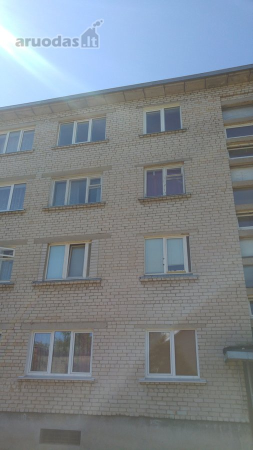 Šiauliai, Centras, J. Basanavičiaus g., 2 kambarių butas