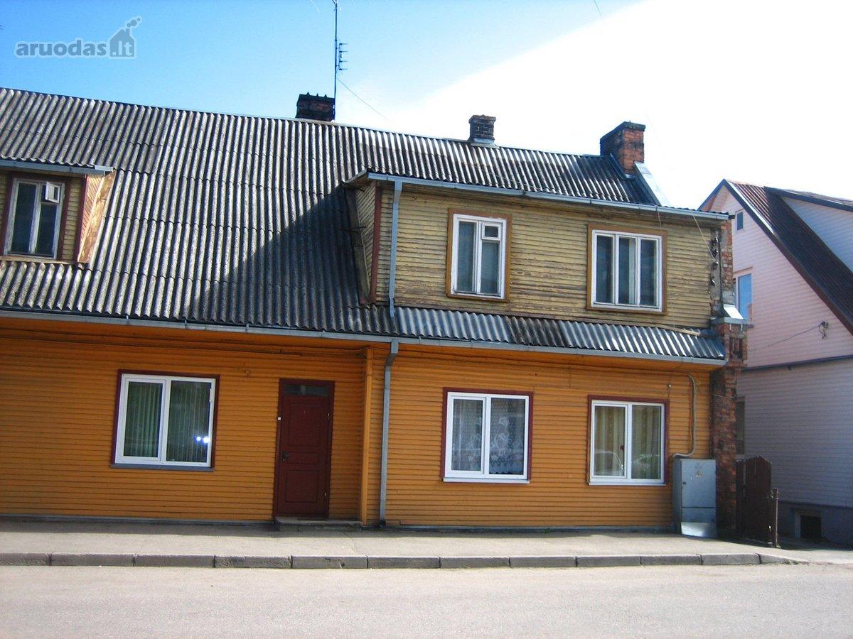 Kaunas, Žemieji Šančiai, Olandų g., 1 kambario butas