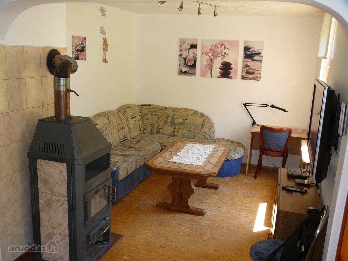 Ant Kuršių marių kranto 2-jų kambarių butas