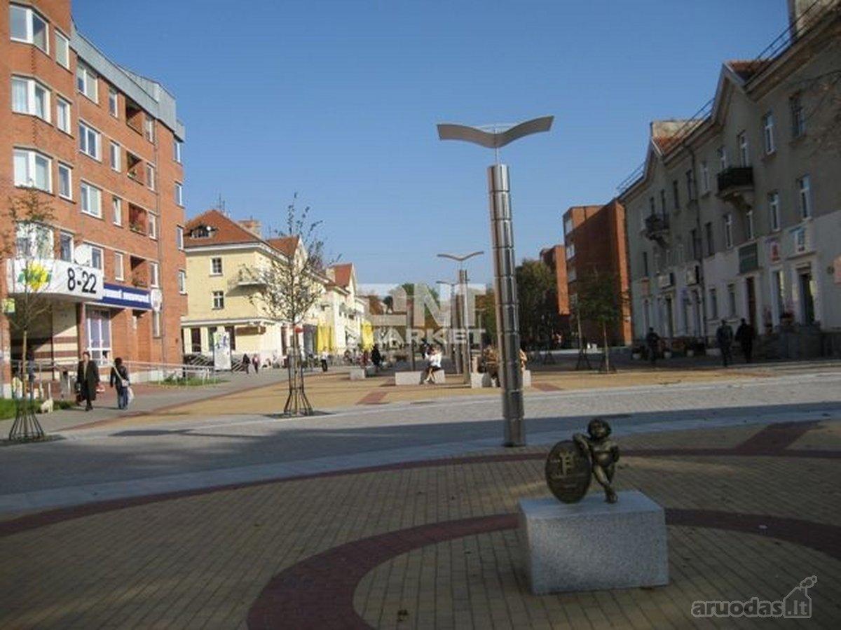Klaipėda, Centras, M. Mažvydo al., maitinimo paskirties patalpos nuomai