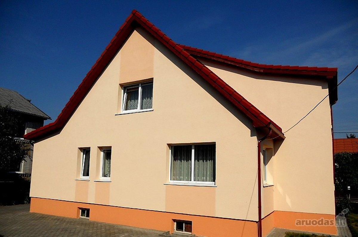 Klaipėdos r. sav., Gargždų m., Alyvų g., mūrinis namas