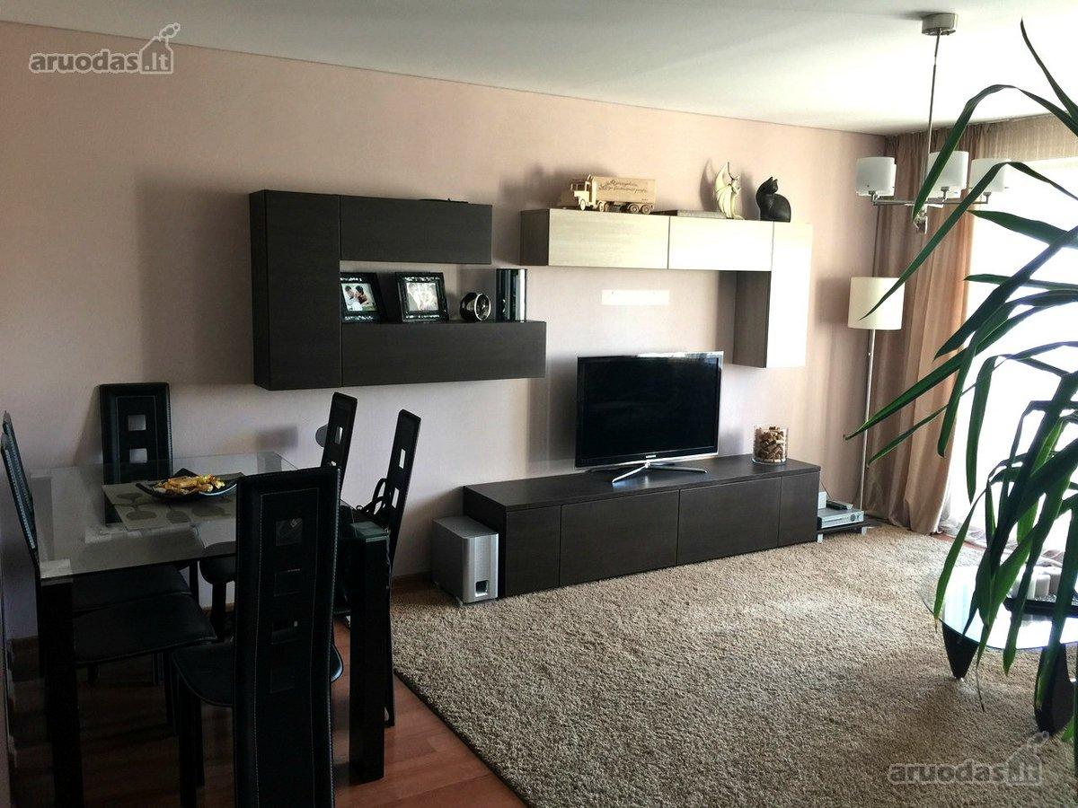 Kaunas, Žaliakalnis, Savanorių pr., 2 kambarių buto nuoma