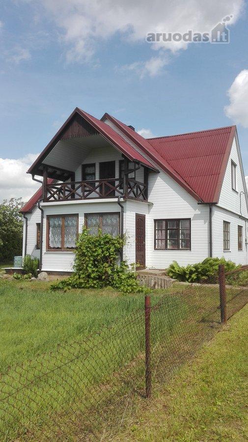 Mažeikių r. sav., Viekšnių m., Mažeikių 3-iasis takas, medinis namas