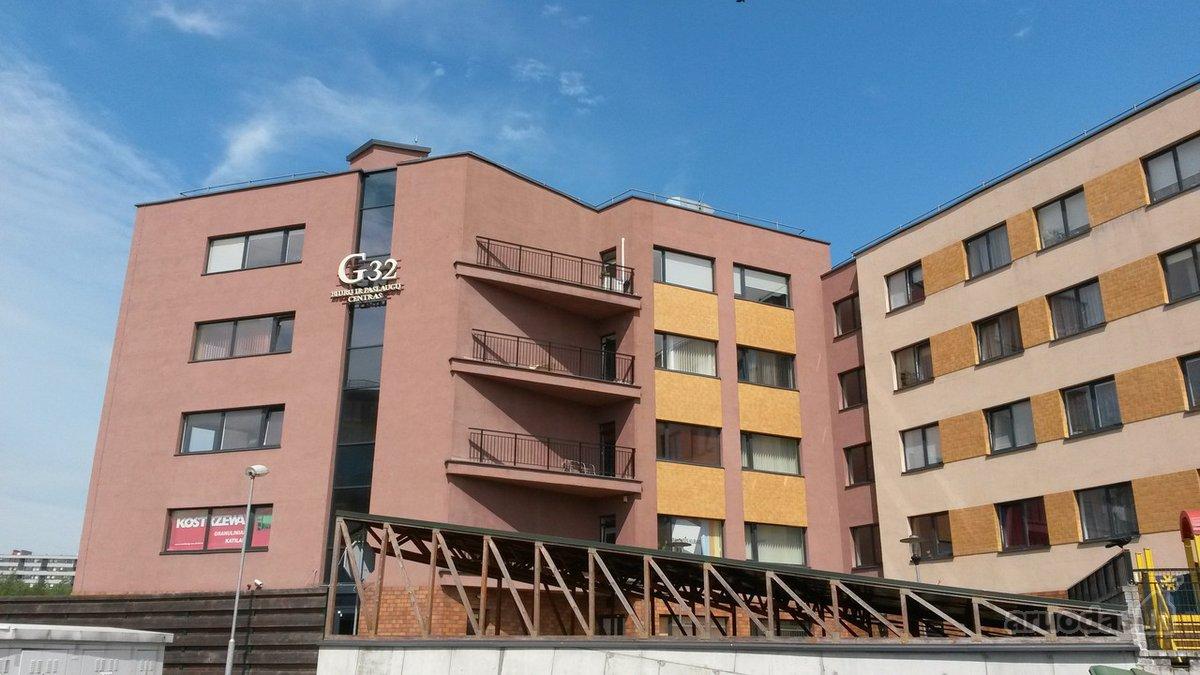 Vilnius, Pašilaičiai, Gabijos g., biuro paskirties patalpos nuomai