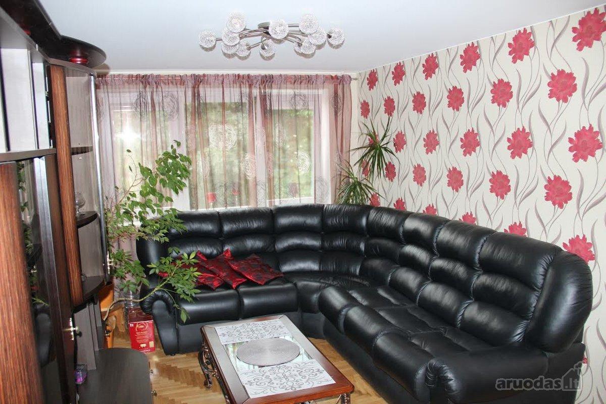 Kaunas, Dainava, Draugystės g., 3 kambarių butas