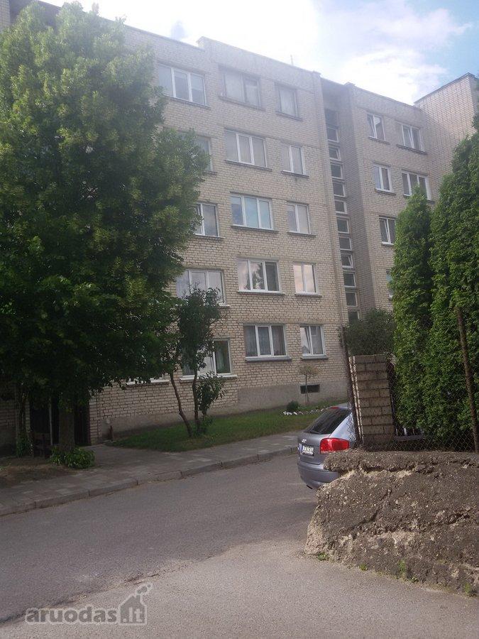 Raseinių r. sav., Raseinių m., Stonų g., 2 kambarių butas