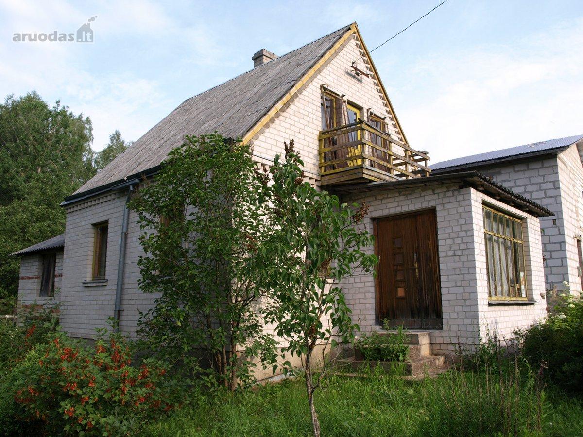 Vilniaus r. sav., Šveicarų k., Berželių g., mūrinis sodo namas