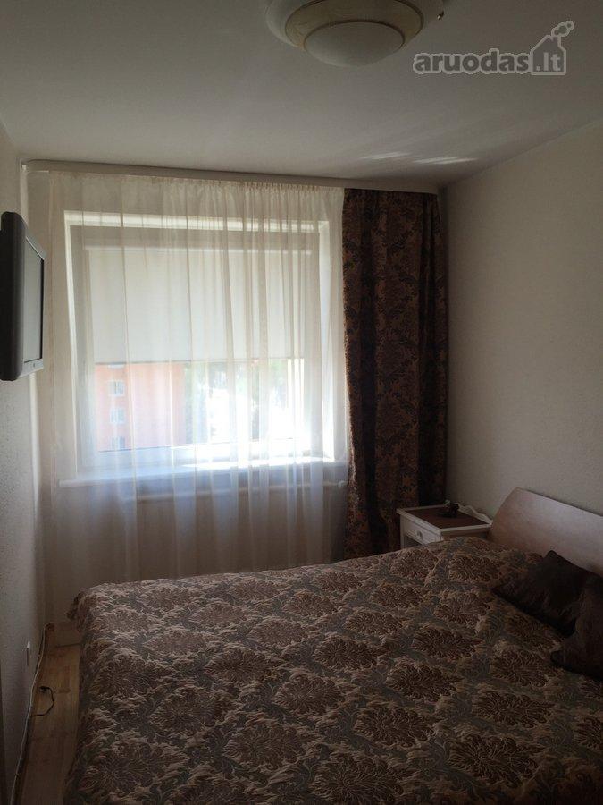 Tauragės m., Dariaus ir Girėno g., 3 kambarių butas