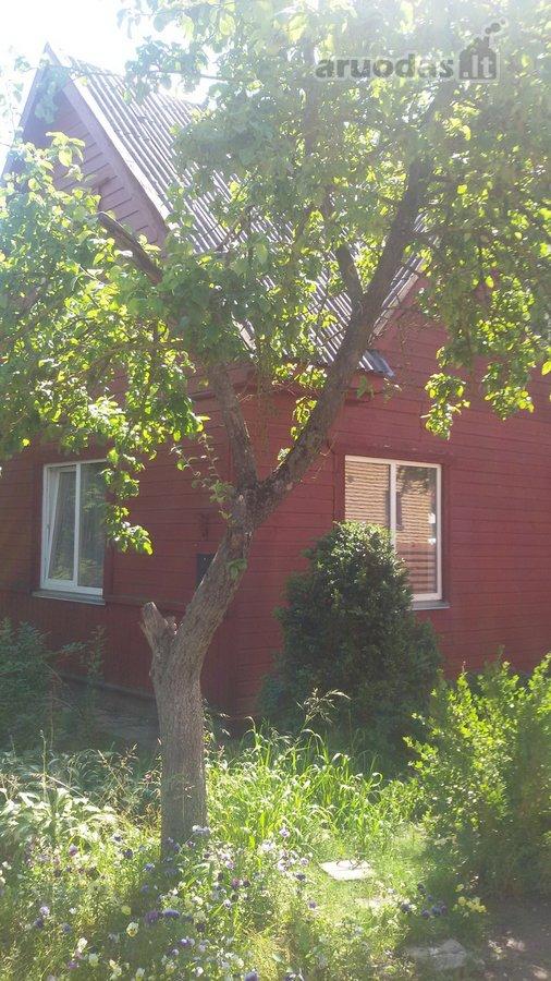 Skuodo m., Dariaus ir Girėno g., medinis namas