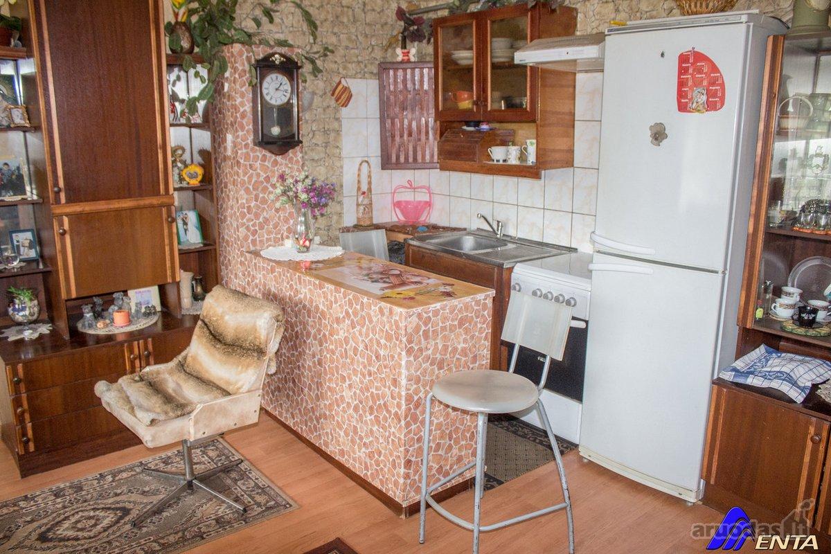 Elektrėnų sav., Vievio m., Vilniaus g., 3 kambarių butas
