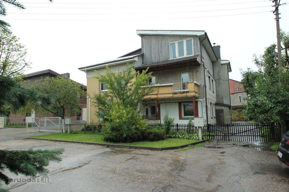Kaunas, Dainava, Lygybės g., mūrinis namas