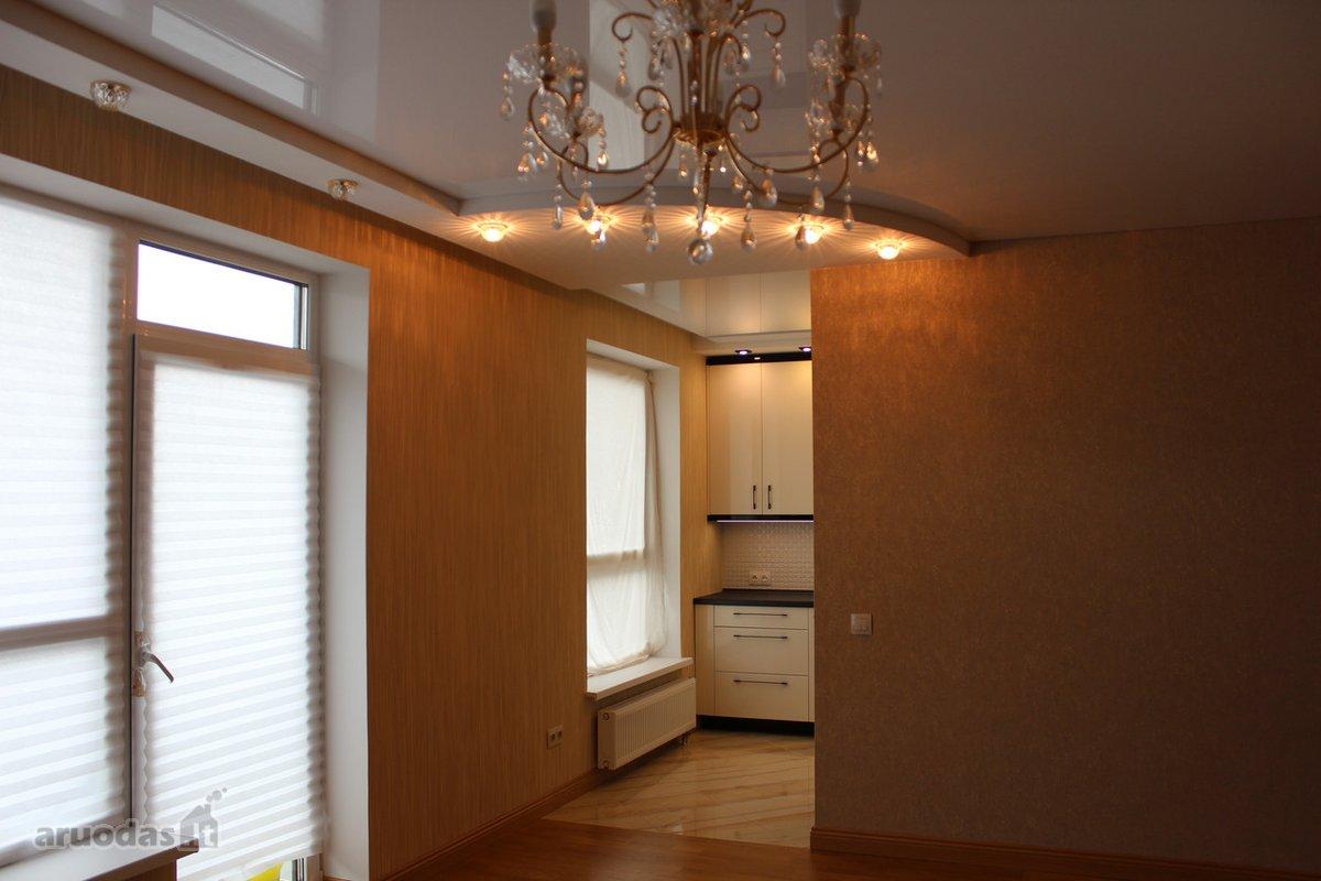 Vilnius, Pilaitė, Nidos g., 2 kambarių butas