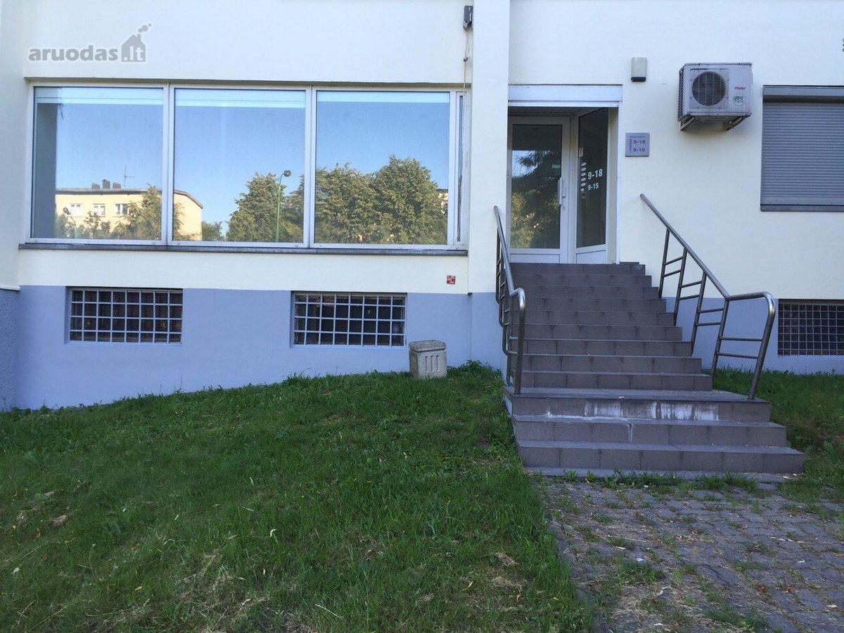 Klaipėda, Centras, Taikos pr., biuro, prekybinės, paslaugų paskirties patalpos nuomai