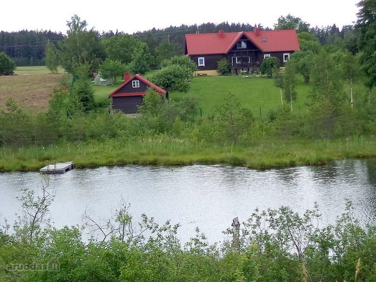 Vilniaus r. sav., Palaukinės k., žemės ūkio paskirties sklypas