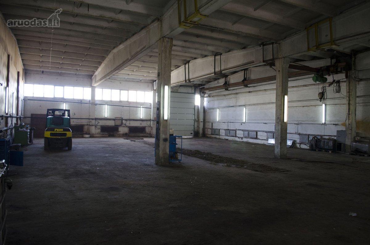 Kaunas, Aleksotas, Veiverių g., paslaugų, sandėliavimo, gamybinės, kita paskirties patalpos nuomai