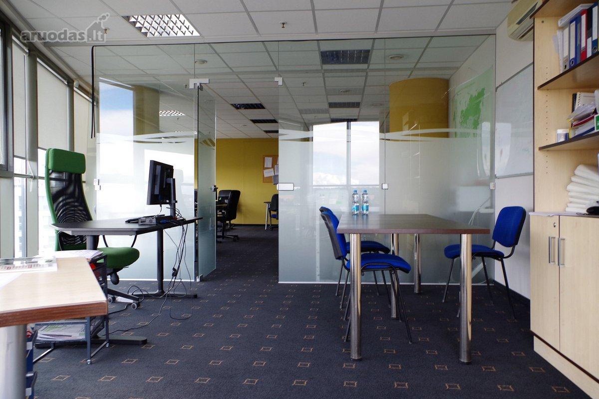 Vilnius, Naujamiestis, Savanorių pr., biuro paskirties patalpos