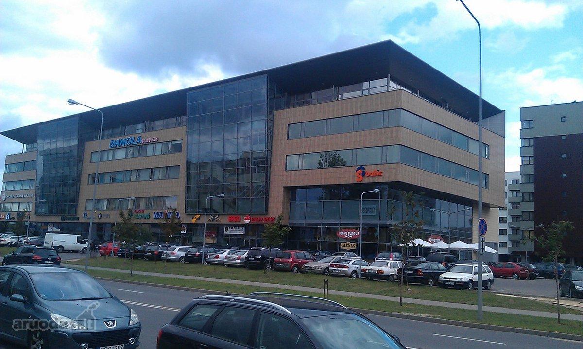 Vilnius, Šiaurės miestelis, Ulonų g., biuro, paslaugų paskirties patalpos nuomai