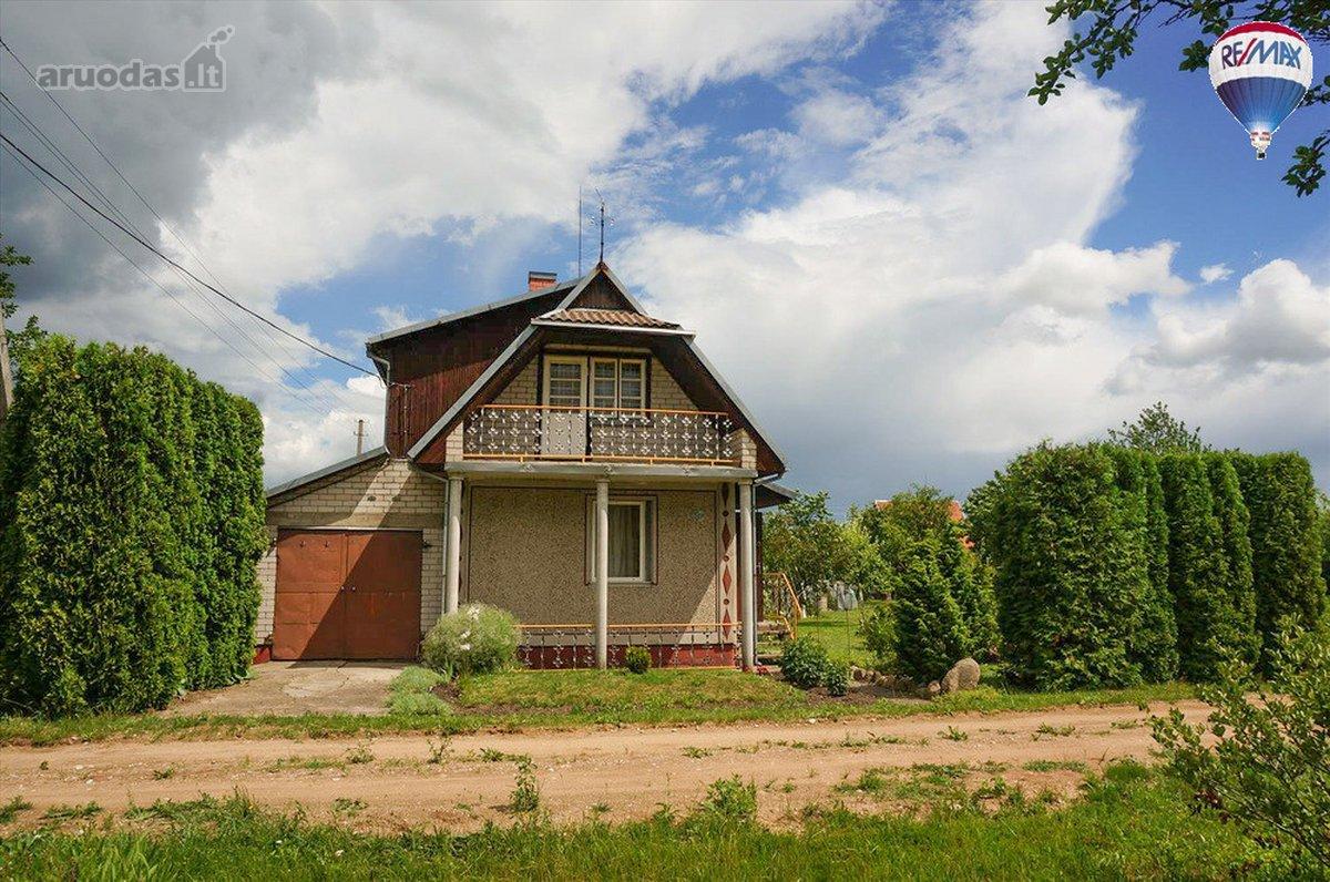 Kalvarijos sav., Gulbiniškių k., blokinis namas