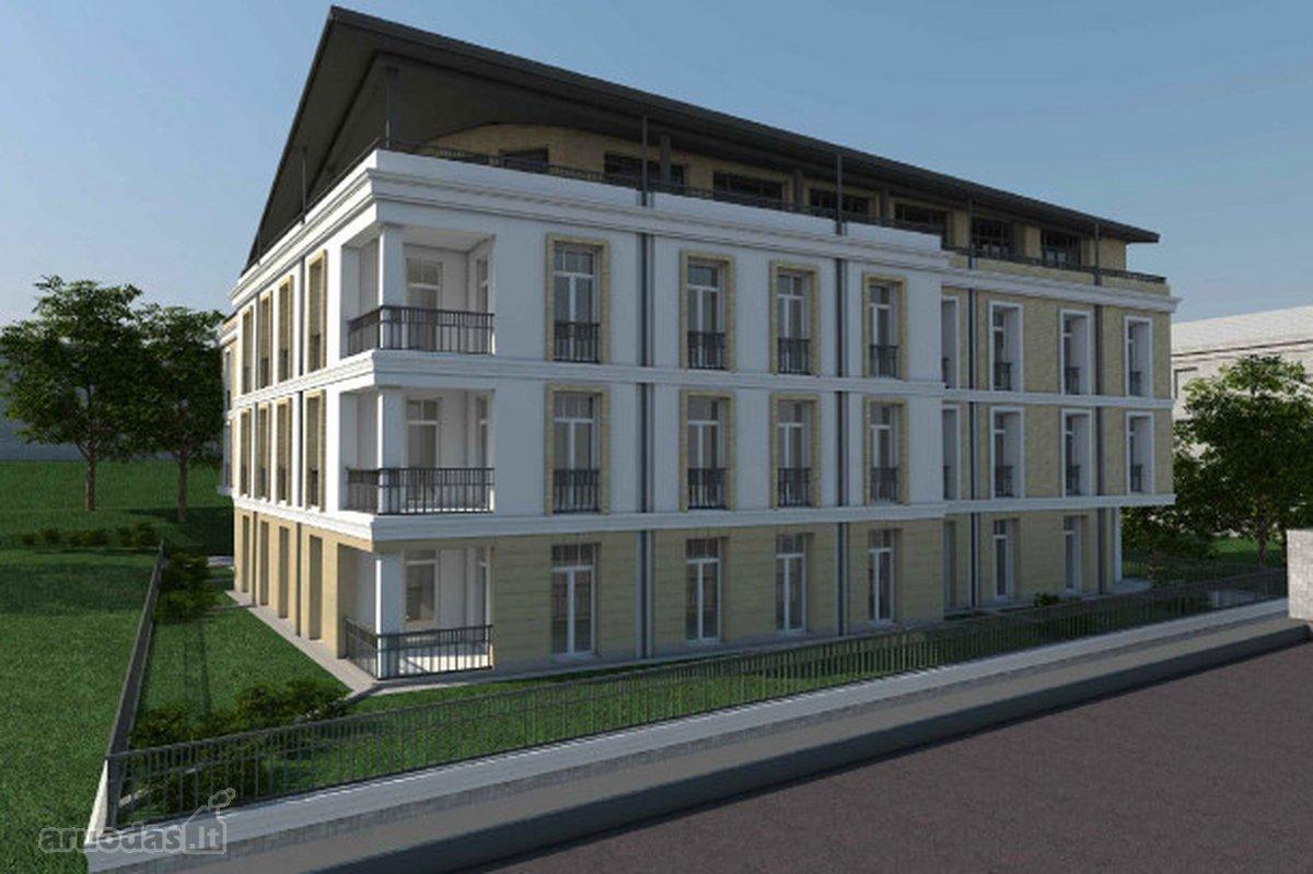 Vilnius, Senamiestis, Mindaugo g., 4 kambarių butas