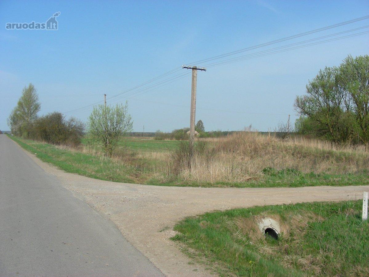 Kauno r. sav., Babtų k., Vandžiogalos g., žemės ūkio, komercinės paskirties sklypas