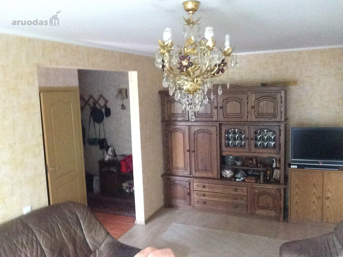Kaunas, Vilijampolė, K. Griniaus g., 2 kambarių butas
