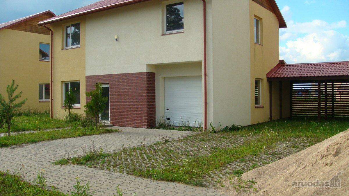 Trakų r. sav., Lentvario m., Birutės g., mūrinis namas