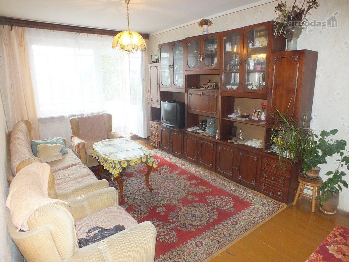Vilnius, Šnipiškės, Kalvarijų g., 4 kambarių buto nuoma