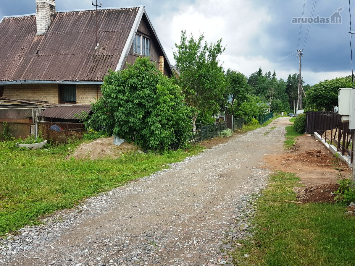 Vilniaus r. sav., Vilkiškių k., kolektyvinis sodas sklypas