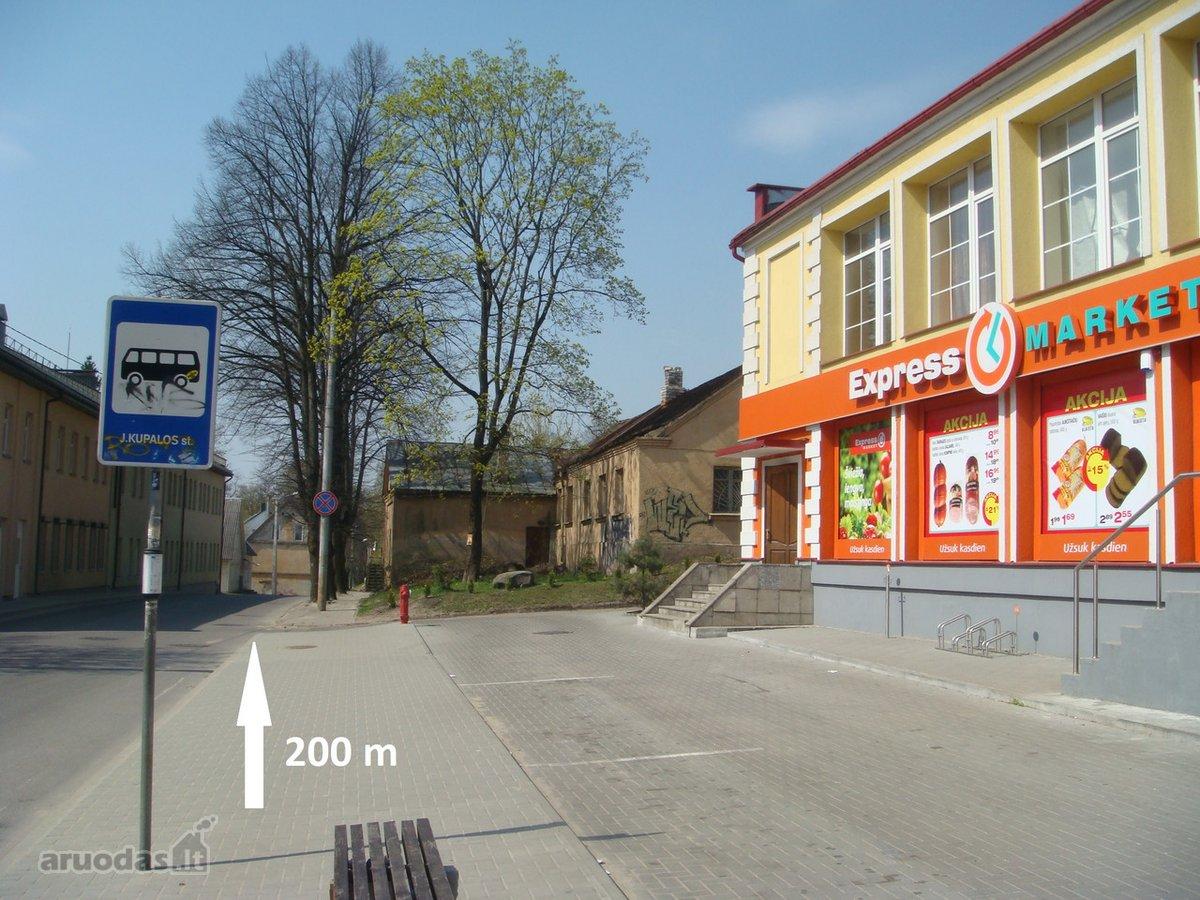 Vilnius, Naujoji Vilnia, A. Kojelavičiaus g., namų valdos paskirties sklypas