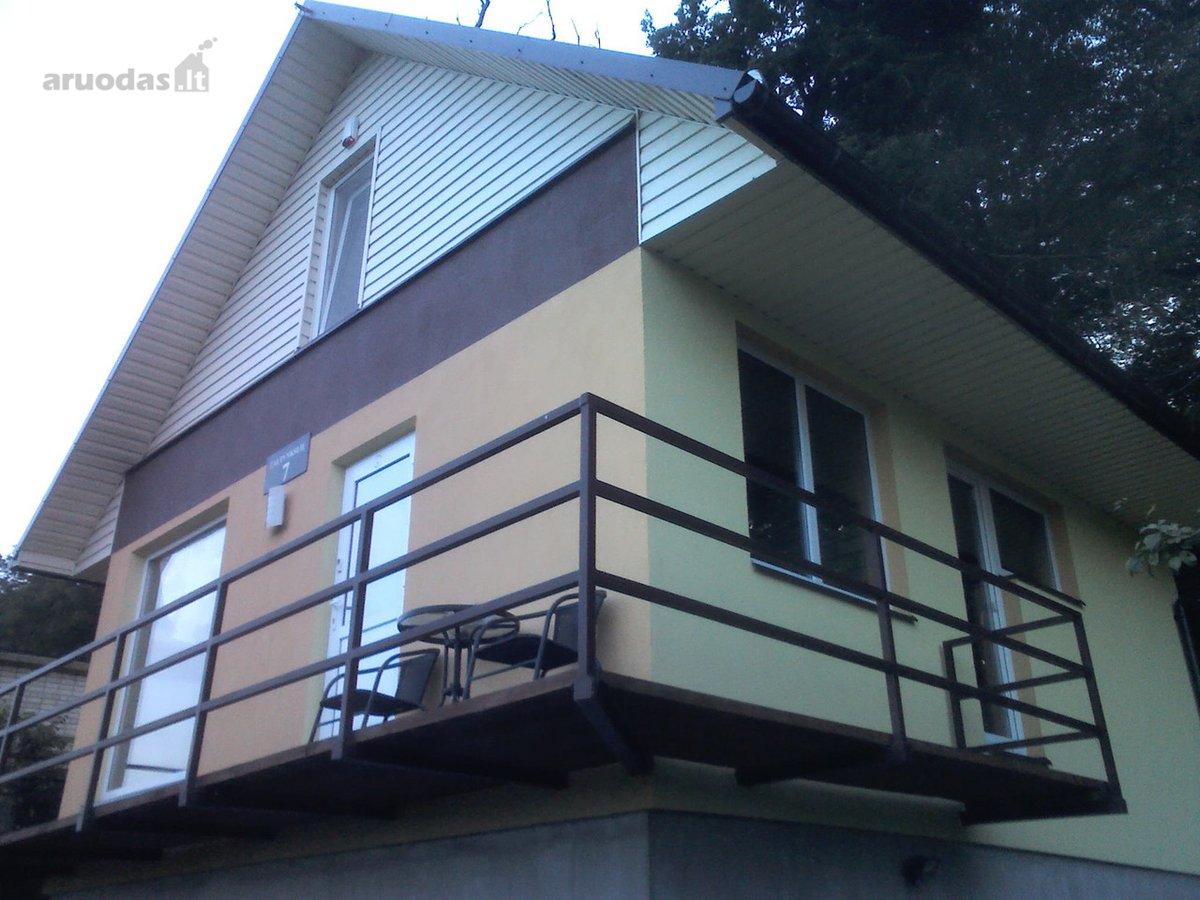Kėdainių m., Žaltvykslių g., mūrinis namas
