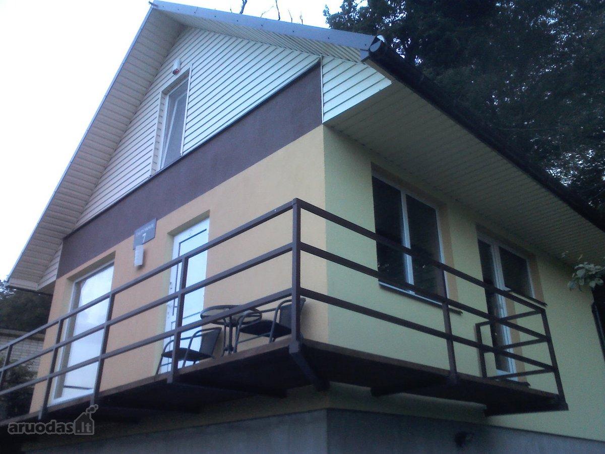 Kėdainių r. sav., Kėdainių m., Žaltvykslių g., mūrinis namas