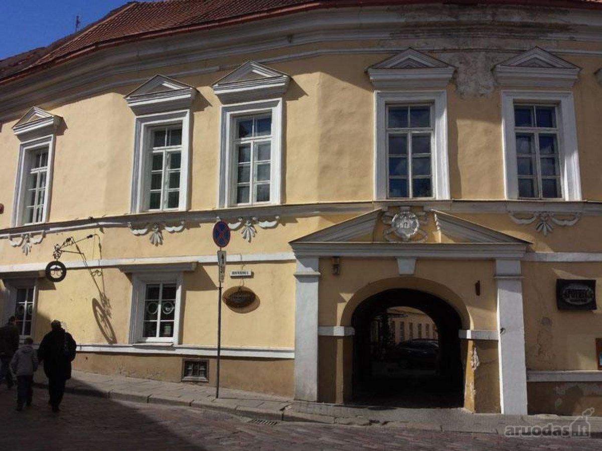Vilnius, Senamiestis, Universiteto g., prekybinės, kita paskirties patalpos nuomai