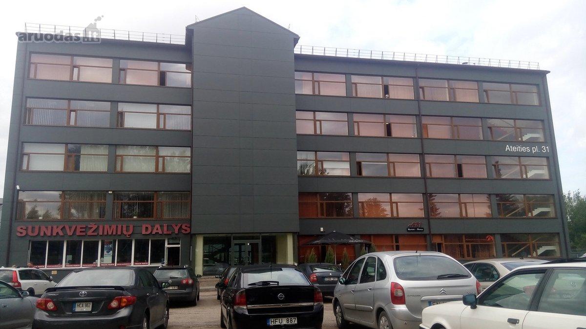 Kaunas, Palemonas, Ateities pl., biuro, paslaugų, sandėliavimo, gamybinės, kita paskirties patalpos nuomai