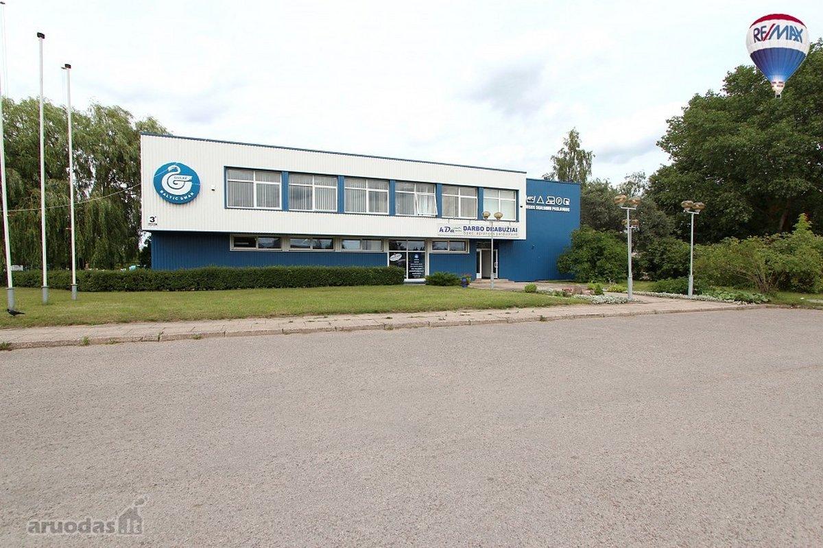 Panevėžys, Rožės, Paliūniškio g., biuro, prekybinės, paslaugų, sandėliavimo, gamybinės, kita paskirties patalpos nuomai