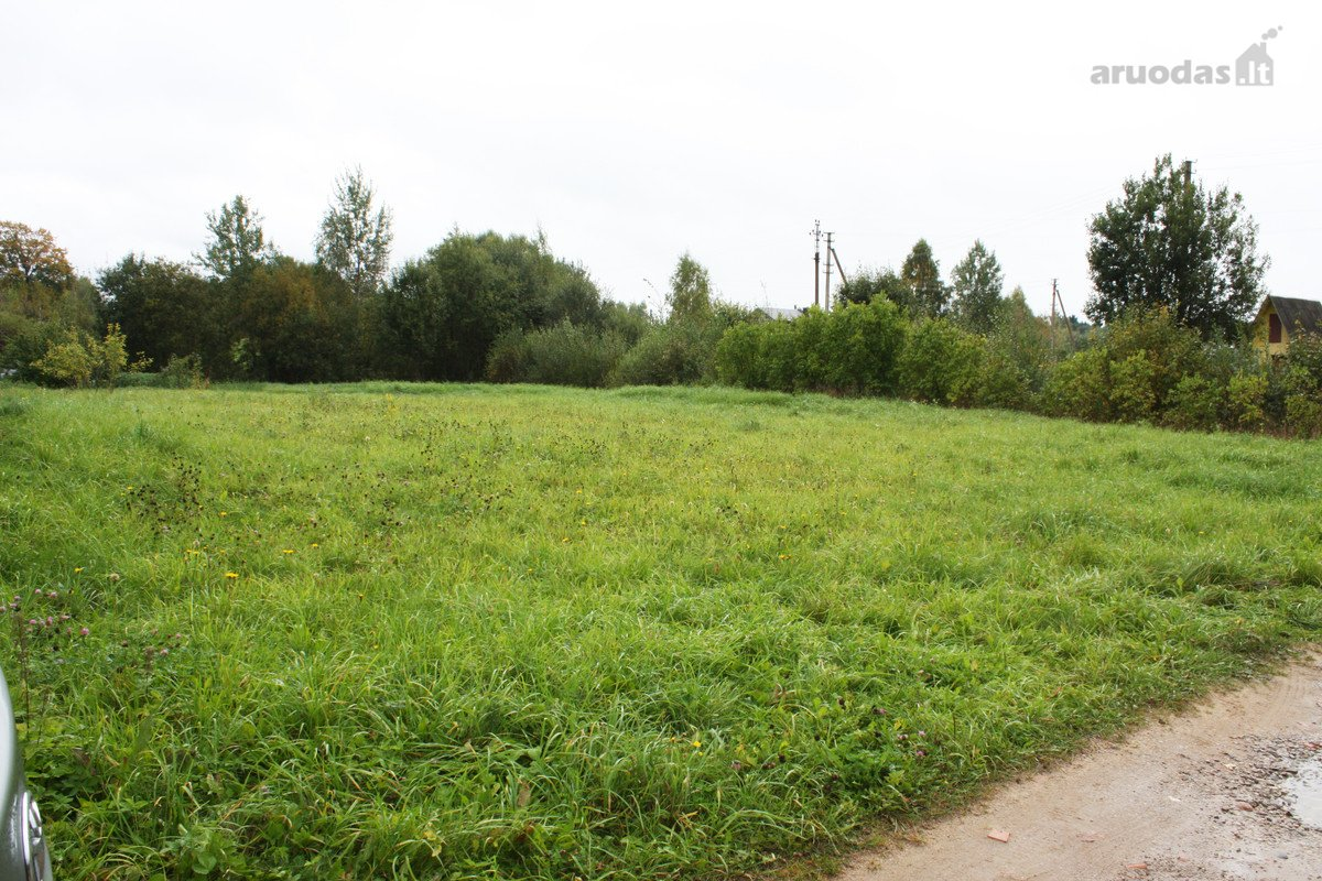 Vilniaus r. sav., Purnuškių k., namų valdos, kolektyvinis sodas sklypas