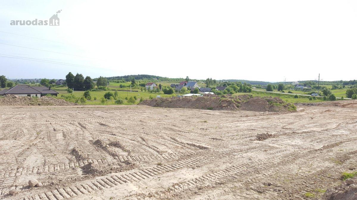 Vilniaus r. sav., Nemėžio k., namų valdos paskirties sklypas