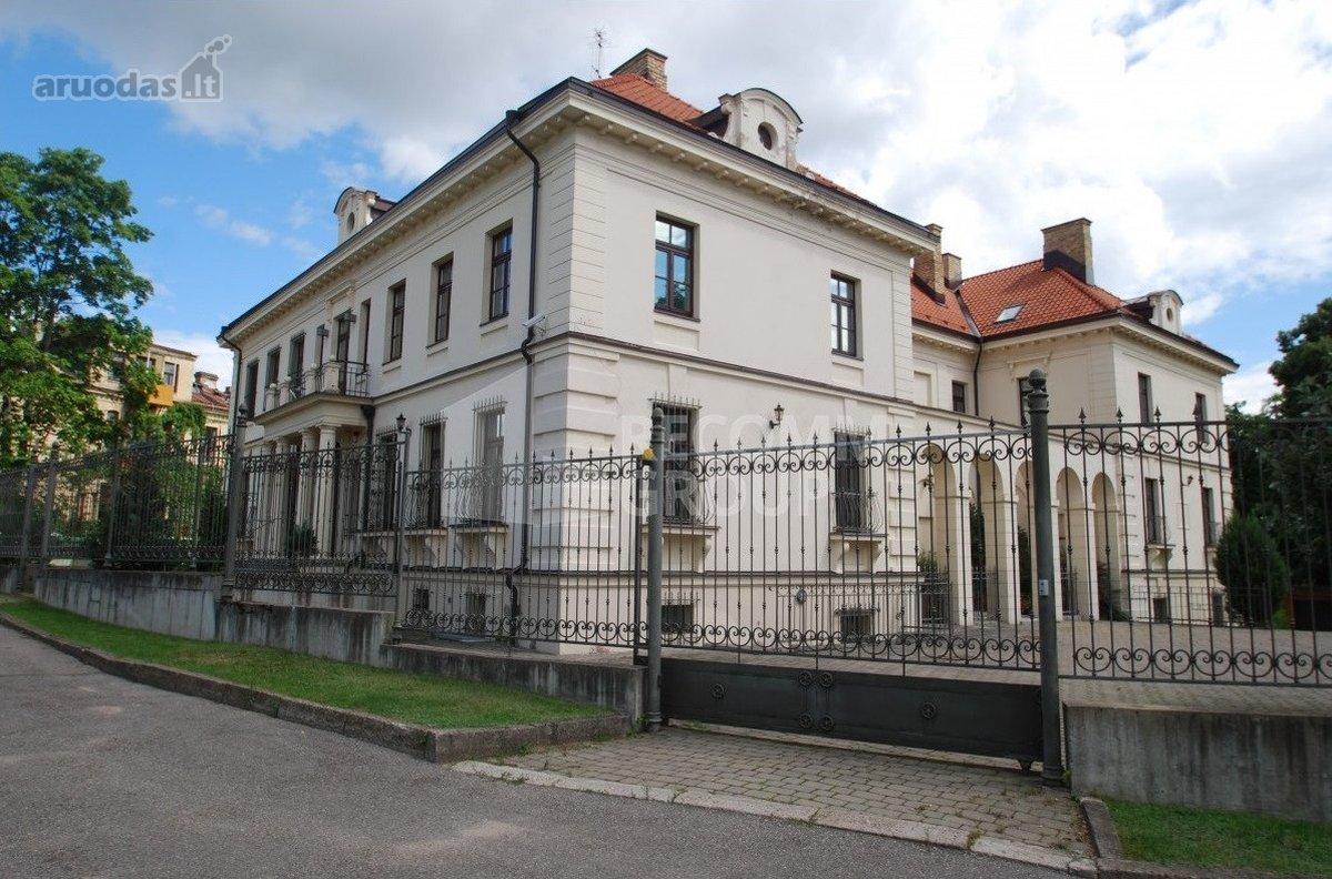 Vilnius, Žvėrynas, Vytauto g., biuro paskirties patalpos nuomai