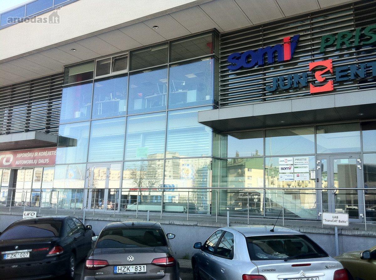 Vilnius, Pašilaičiai, Ukmergės g., biuro, prekybinės, paslaugų paskirties patalpos nuomai