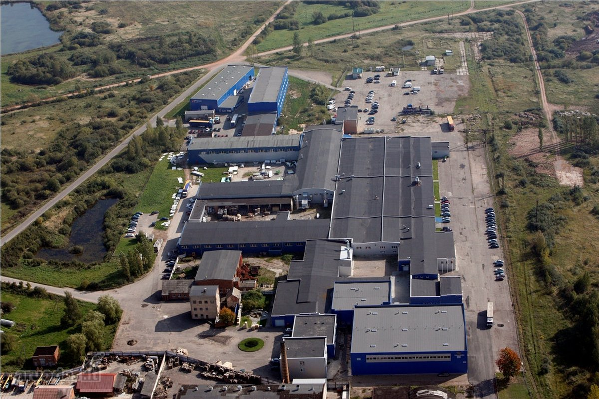 Klaipėda, Baltijos, Pramonės g., prekybinės, sandėliavimo, gamybinės paskirties patalpos nuomai