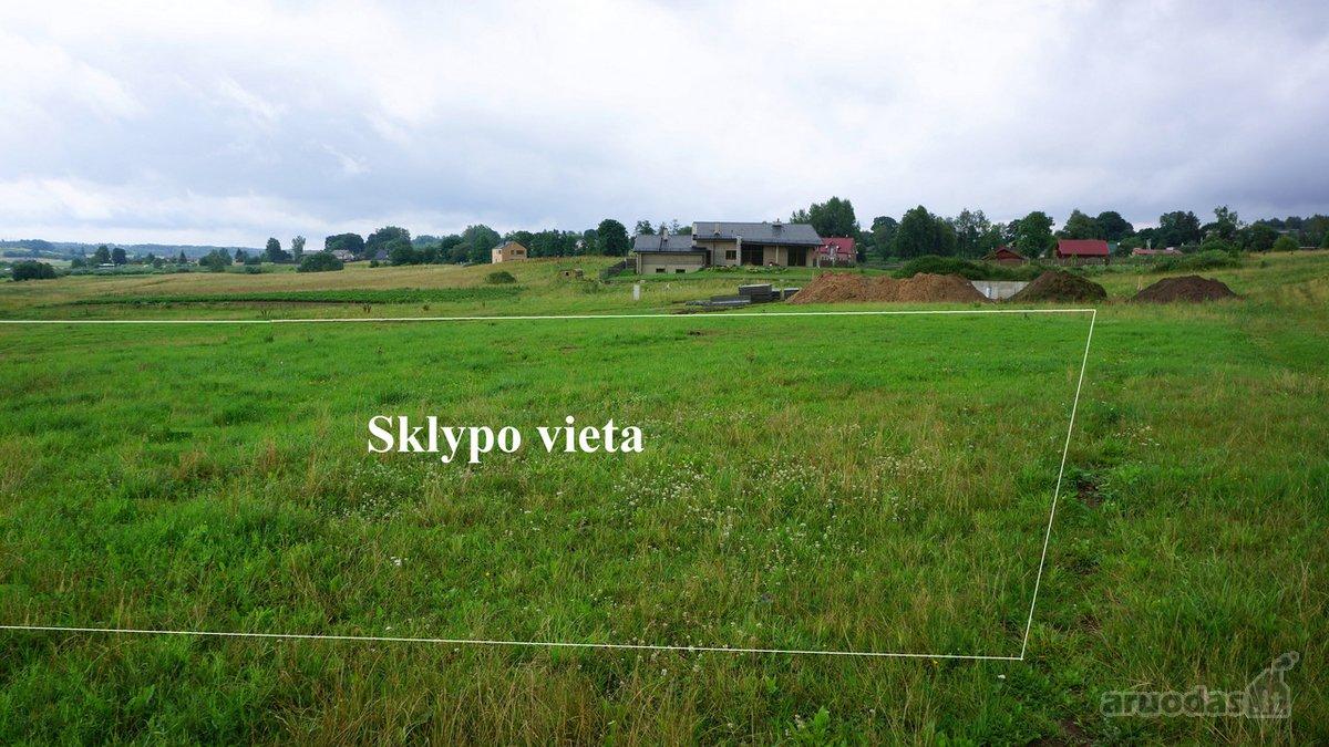 Vilniaus r. sav., Bendorių k., Pavakario g., namų valdos paskirties sklypas