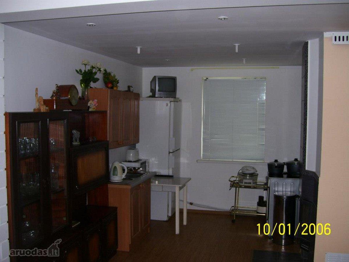 Jonavos r. sav., Jonavos m., Kauno g., 1 kambario butas