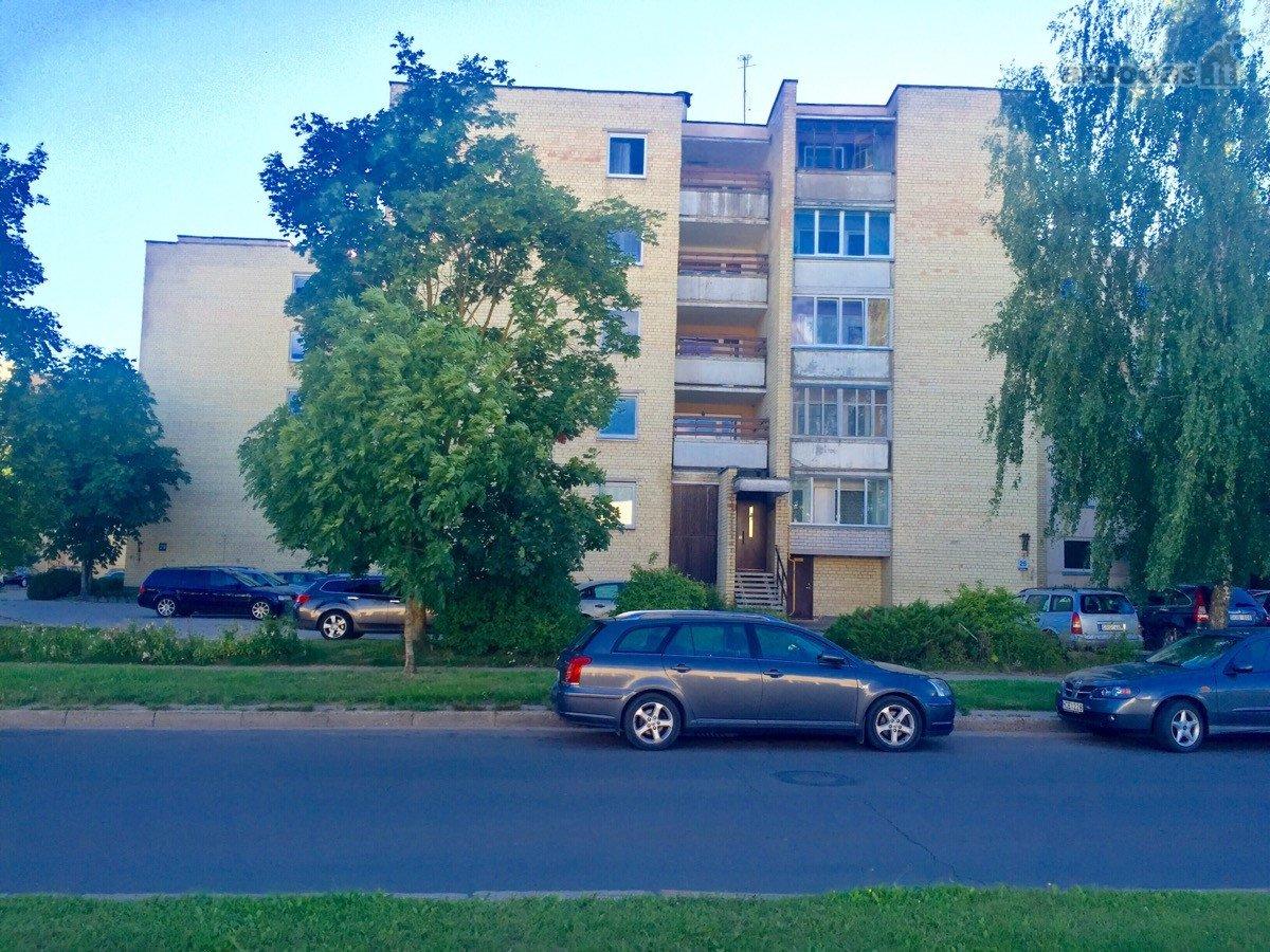 Panevėžys, Pilėnai, Pilėnų g., 1 kambario butas
