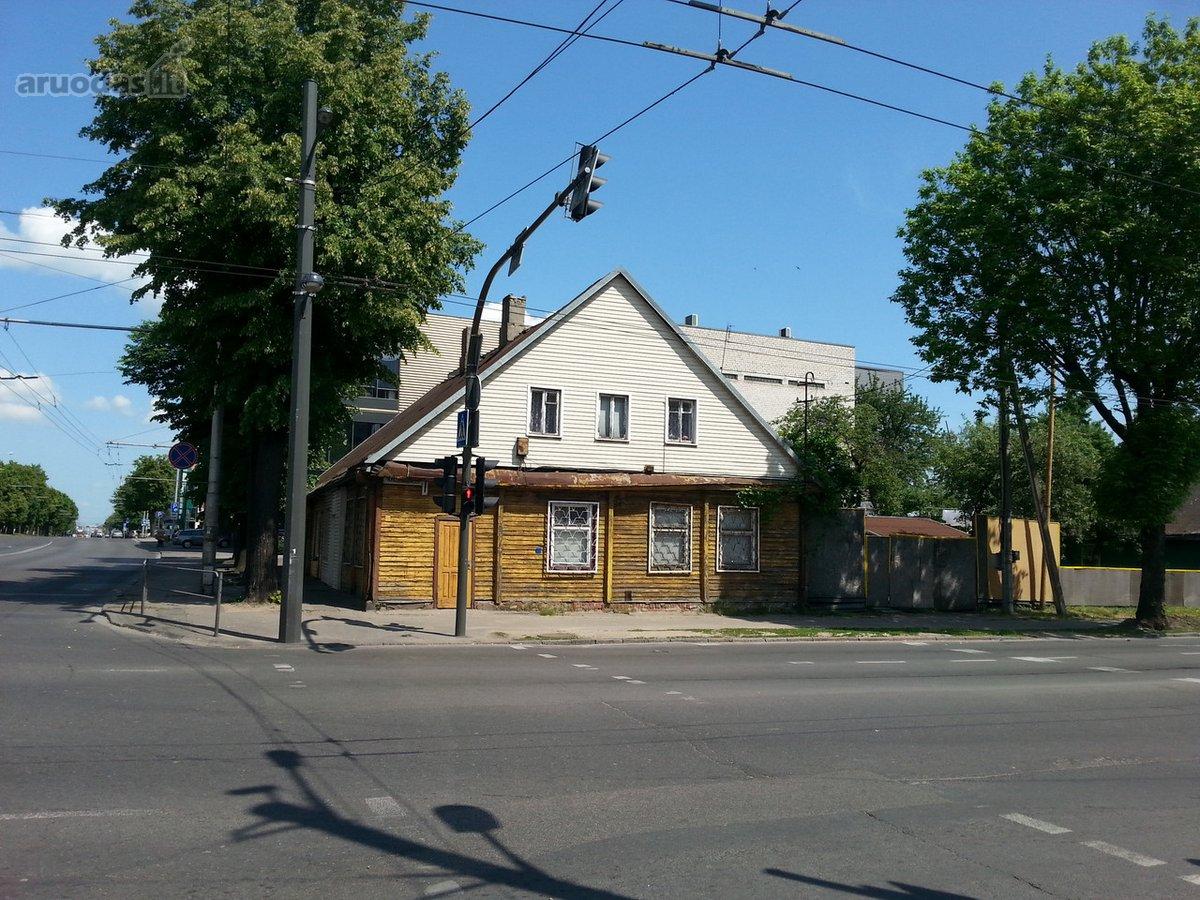 Kaunas, Žaliakalnis, Savanorių pr., biuro, prekybinės, paslaugų, kita paskirties patalpos