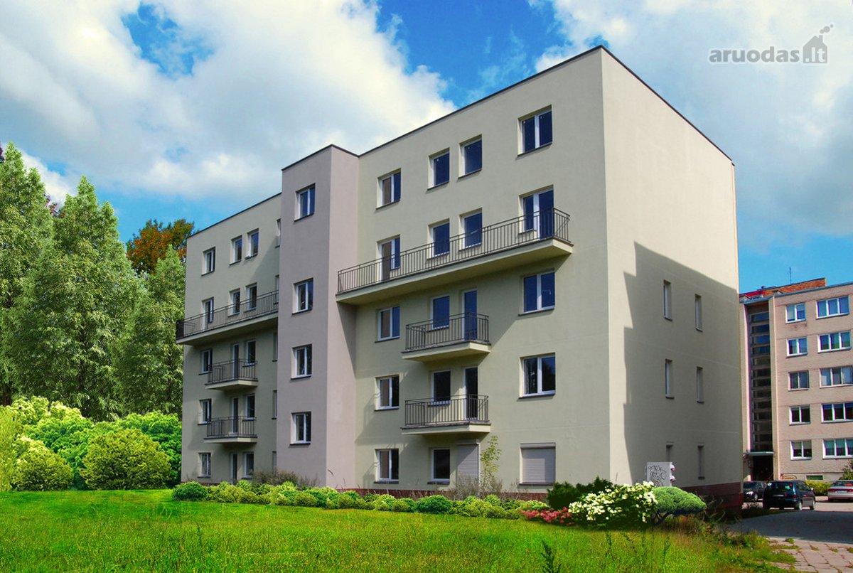 Klaipėda, Debrecenas, Debreceno g., 2 kambarių butas