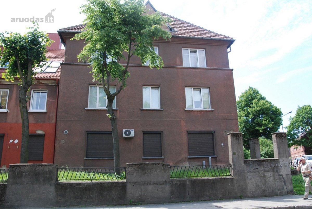 Klaipėda, Centras, I. Kanto g., 3 kambarių butas