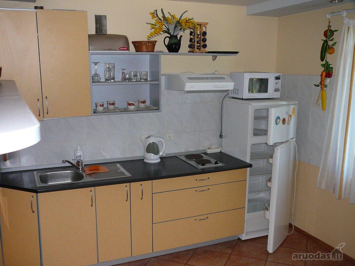 Palanga, Kretingos g., 4 kambarių butas
