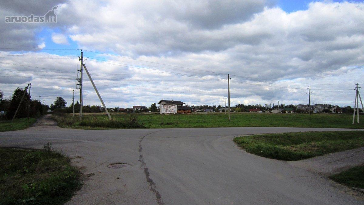 Kauno r. sav., Raudondvario k., Dangaus g., namų valdos paskirties sklypas